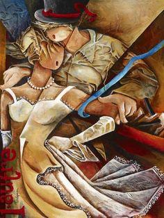 peintres de marc galipeau - Recherche Google Couple Art, Princess Zelda, Recherche Google, Funny, Painting, Fictional Characters, Lady, Art Production, Painting Art