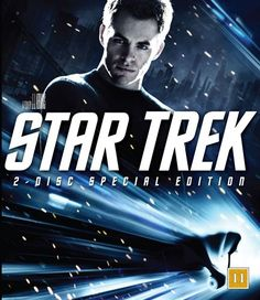 9,95€. Star Trek DVD tai Blu-ray
