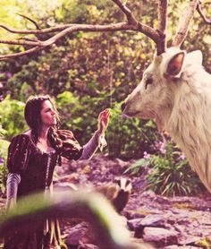 The White Stag- Snow White and the Huntsman