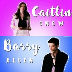 """✨ Caitlin Snow + Barry Allen} ✨ They spark more than the reflection of a full moon on a silver lake…"""" #Snowbarry #TheFash"""