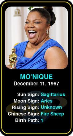 Famous Comedians: Mo'nique