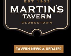 Martin's Tavern | Georgetown, Washington D.C., BREAKFAST??