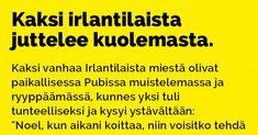 Vitsit: Nainen tuli kylään - Kohokohta.com Tuli