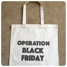 Are you ready for BLACK FRIDAY? Be prepared! Order now and receive before Thanksgiving. Ships priority mail.