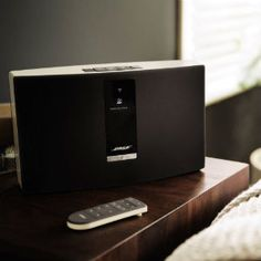 Bose Launches SoundTouch Wireless Music System