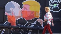 Are there any Trump links to Putin?