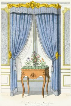 Plate number: L. 44 Pl. 122 Type: Floor Plans  : Interior Elevations  Style: Rococo Revival  Enlarge Image