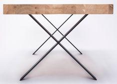 http://www.dezeen.com/2015/05/11/5mm-tables-wooden-top-heavy-powder-coated-steel-bases/