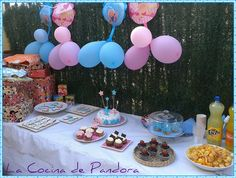 La cocina de Pandora
