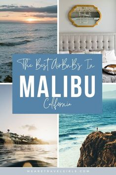 Malibu is a world famous California beach town that sits west of Los Angeles. Adding to our AirBnB directory, here are the 20 best AirBnBs in Malibu - all with ocean views! | malibu airbnb | best airbnb in malibu | malibu california airbnb | malibu air bnb | malibu where to stay | malibu california where to stay | malibu places to stay | best places to stay in malibu | malibu beach house ocean views | malibu homes ocean views | malibu california homes ocean views Malibu Pier, Malibu Beach House, Malibu Beaches, Malibu California, California Travel, California Homes, North America Destinations, Top Travel Destinations, Amazing Destinations