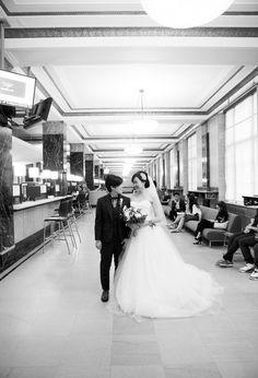 Erika & Kayoko LGBTQ+ Weddings | @handhweddings