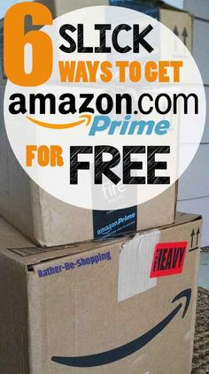 6 Brilliantly Slick Ways to Get Ama Best Money Saving Tips, Ways To Save Money, Saving Money, Money Tips, Amazon Hacks, Freebies By Mail, Get Free Stuff, Frugal Tips, Amazon Gifts