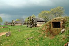 Valley Forge National Historical Park - Simple English Wikipedia, the free encyclopedia Pennsylvania History, Valley Forge, Haunted Places, Dream Vacations, Vacation Trips, Vacation Spots, Day Trips, Travel Usa, Places To See