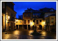 Pontevedra / Praza da Leña 1