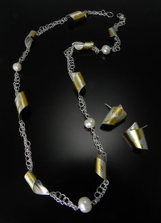 Jewelry by Judith Neugebauer at Smith Galleries JNJC NK459, EKA116S