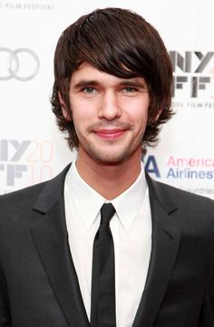 Ben Wishaw.  Apparently I have a type!