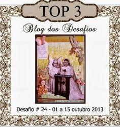 """TOP 3 com tema """" ASAS """""""