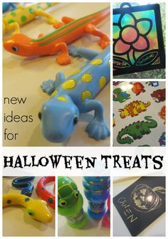 Trick or Treat – Alternatives for Kids