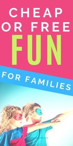 Are you looking for frugal things to do with your kids? Check out these great free or cheap activities to do with your kids. Frugal Living Tips, Frugal Tips, Money Saving Challenge, Money Saving Tips, Savings Jar, Travel Money, Free Fun, Activities To Do, Saving Ideas