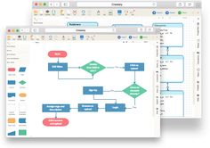 Creately is a collaborative diagramming application built for project teams. Support many business diagram types including Flowcharts, Gantt charts and more.