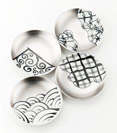 Arita Porcelain Lab JAPANSNOW small plates
