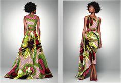 New African Look
