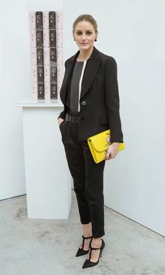 Olivia Palermo at the Narciso Rodriguez Bottletop Collection x Pepsi Launch Party - THE OLIVIA PALERMO LOOKBOOK