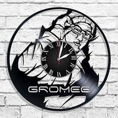 Gromee band design wall clock, Gromee wall poster Ya I Mo... https://www.amazon.com/dp/B078WHBT63/ref=cm_sw_r_pi_dp_U_x_qPKzAbP85KQEW