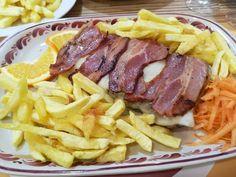 SANTA FRANCESINHA, Porto - Comentários de restaurantes - Tripadvisor Sausage, Beef, Food, Potato Fry, Pint Glass, Omelette, Dinner, Restaurants, Meat