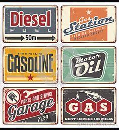 Placas carros antigos