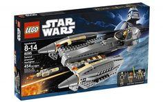 LEGO Star Wars General Grievous Starfighter
