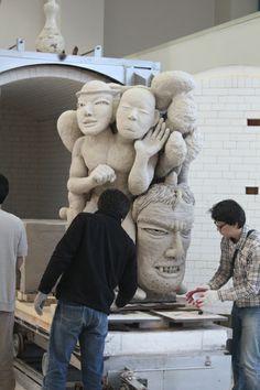 Sunkoo Yuh // ceramic studio