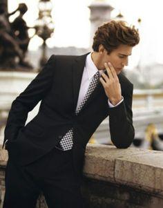 Classic Black Suit ☆