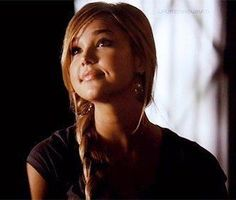lexi  Branson vampire diaries- love her braid