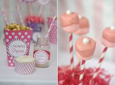 carousel birthday party | Pink and Purple Carousel Birthday Party via Kara's Party Ideas | Kara ...