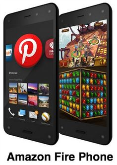 Amazon Fire Phone – A Game Changer for Smartphones?  http://www.wonderoftech.com/amazon-fire-phone-preview/  #tech #firephone