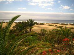 Playa del #Ingles, South of Gran Canaria