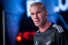ee7873fed Zidane Taking English Lessons As He Prepares For ManchesterUnited s Job  Zinedine Zidane is seriously interested in
