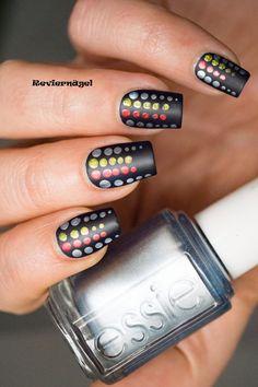 Nails Reloaded Challenge - Metallisch | Reviernägel
