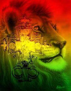 #jah #rastafari #lion