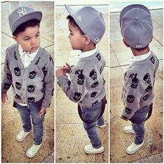 I love the sweater!!! I need one for Jaxson