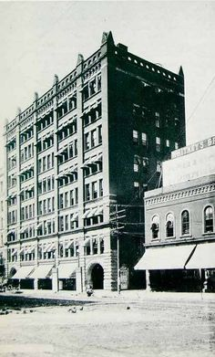 Garrick Theatre - Old photos — Historic Detroit