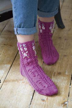 Knitting patterns sock Martin Storey