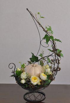 Art floral par Les Fleurs Pour Vous http://lesfleurspourvous.blog.fc2.com/