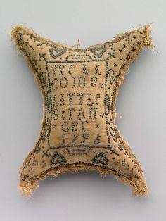 Pin cushion | Museum of Fine Arts, Boston