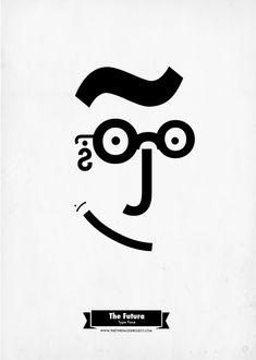 The Type Face Project (Futura) really fun idea