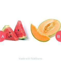 Watermelon or melon?  Click here to vote @ http://wishbone.io/watermelon-or-melon-37084203.html?utm_source=app&utm_campign=share&utm_medium=referral