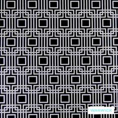 Warwick Titanium Hayworth Ebony | Ideal Drape Makers
