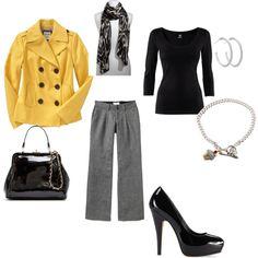 As a Blonde... it is hard to wear Yellow? But still Like it