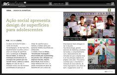 Matéria na RG Móvel sobre nossa parceria com a Siq Marketing em Paraisópolis.